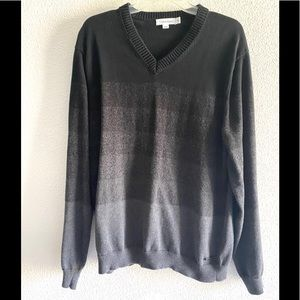 Calvin Klein men's black sweater size XL